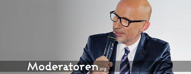Event Moderator Stephan Pregizer, Berlin, Deutschland Moderatoren.org