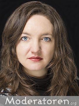 Moderatorin Diane Hielscher Moderatoren.org