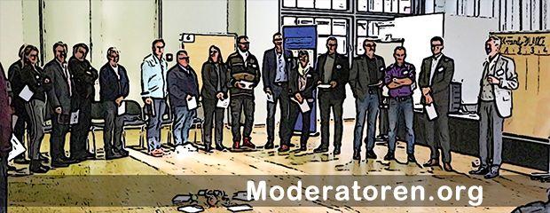 Barcamp-Moderator Rolf Schneidereit Moderatoren.org