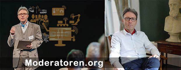 Business-Moderator Ralf Hasford Moderatoren.org