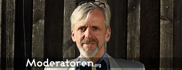 Businessmoderator Rolf Schneidereit Moderatoren.org