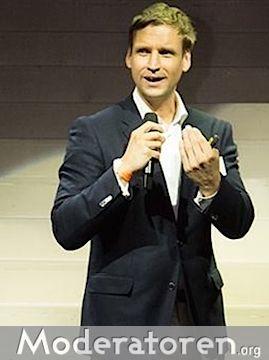 Businessmoderator Thomas Sajdak, Berlin, Deutschland Moderatoren.org