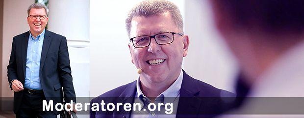 Business-Moderator Christoph Hauke Moderatoren.org