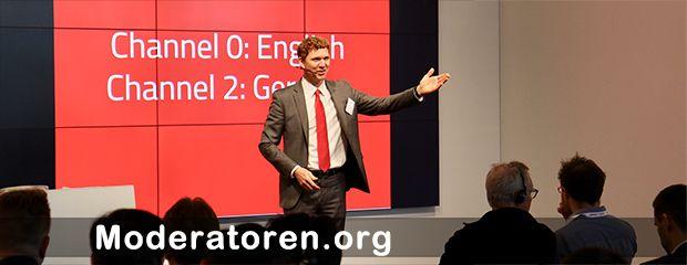Businessmoderator Hendrik Fritsch Moderatoren.org