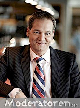 Business-Moderator Tim Schlüter Moderatoren.org