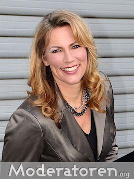 Business-Moderatorin Katrin Seifarth Moderatoren.org