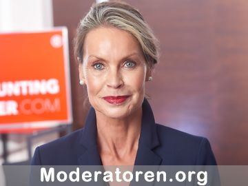 Business-Moderatorin Dr. Stephanie Robben-Beyer Moderatoren.org