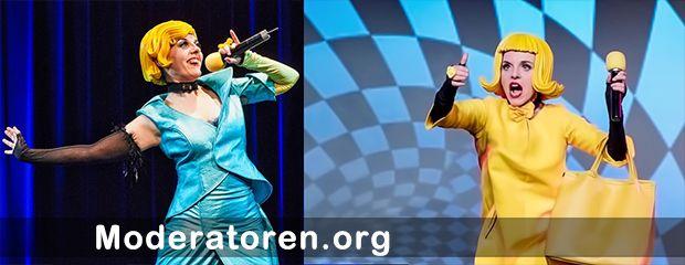 Comedy-Moderatorin Bartuschka Moderatoren.org