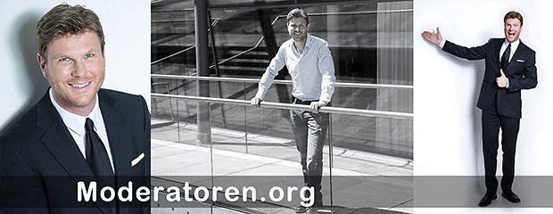 Event-Moderator Marco Brauer Moderatoren.org