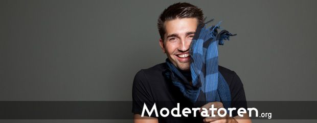 Eventmoderator Peter Fedor Moderatoren.org