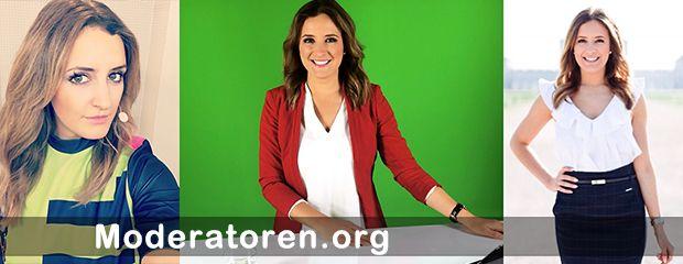 Event-Moderatorin Anna Noé Moderatoren.org