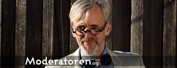 Fachtagungsmoderator Rolf Schneidereit Moderatoren.org