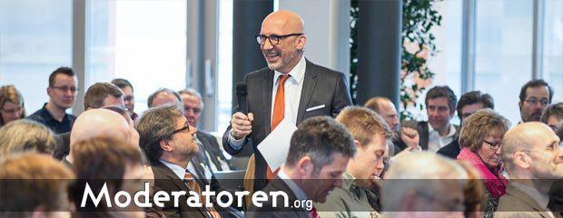Fachtagungsmoderator Stephan Pregizer Moderatoren.org