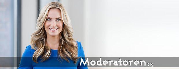 Fachtagungsmoderatorin Christiane Stein Moderatoren.org