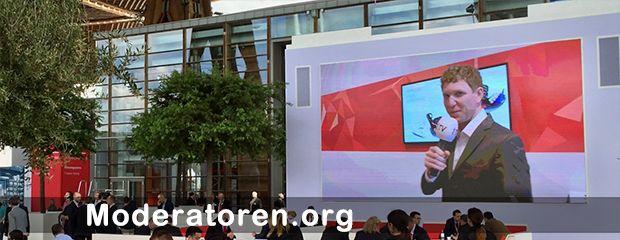 Firmen-TV Moderator Hendrik Fritsch Moderatoren.org