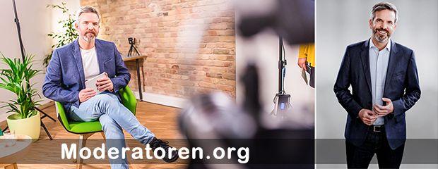 Firmen-TV Moderator Marco Ammer Moderatoren.org