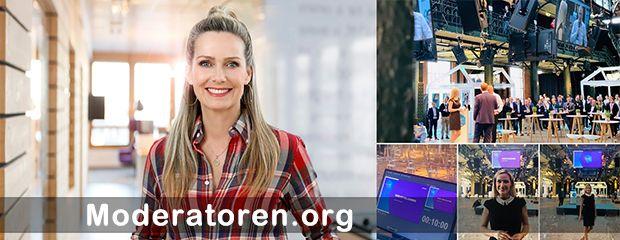Firmen-TV Moderatorin Christiane Stein Moderatoren.org