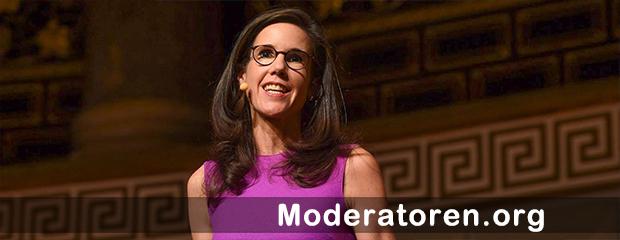 Firmen-TV Moderatorin Corinna Egerer Moderatoren.org