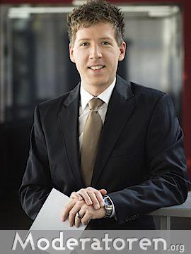 Galamoderator Björn Tegeler Moderatoren.org