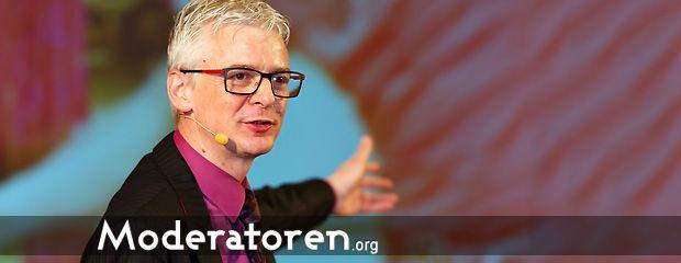 Galamoderator Stefan Häseli, Gossau SG, Schweiz Moderatoren.org