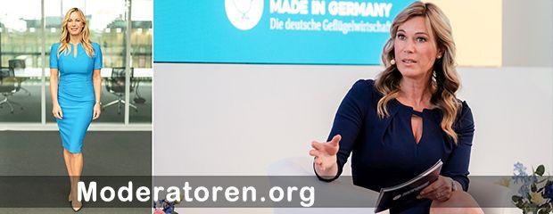 Galamoderatorin Birgit von Bentzel Moderatoren.org