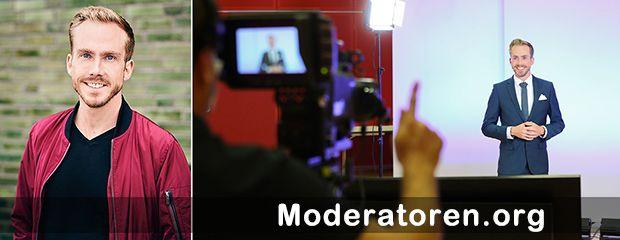 Hybrid Event Moderator Felix Uhlig Moderatoren.org