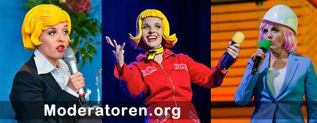 Web-TV Moderatorin Bartuschka Moderatoren.org