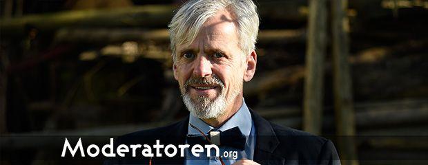 Kongressmoderator Rolf Schneidereit Moderatoren.org