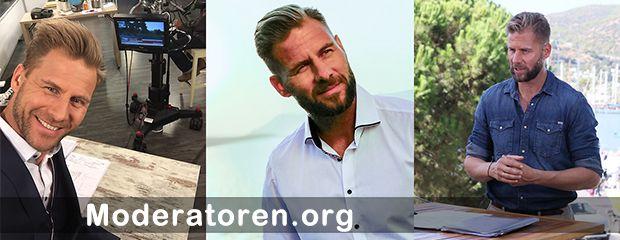 Messemoderator Dirk Löbling Moderatoren.org