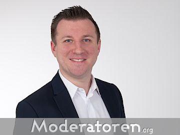 Messemoderator Torsten Schröder Moderatoren.org