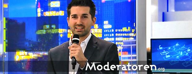 Informationstechnologie (IT) Messemoderator Peter Fedor - Moderatoren.org