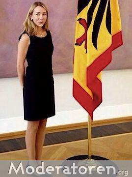 Moderation Isabella Neisinger, Berlin, Deutschland Moderatoren.org