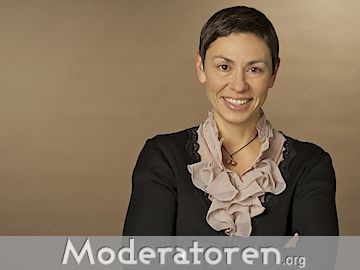 Radiomoderation Martina Gilica Moderatoren.org