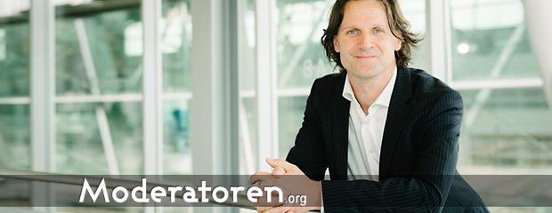 Moderation Prof. Timo Leukefeld, Freiberg, Sachsen Moderatoren.org