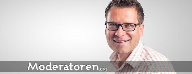Moderator Gerd Edler Moderatoren.org