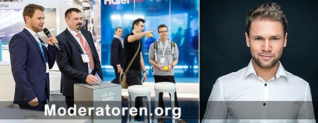 Moderator Tobias Witton Moderatoren.org