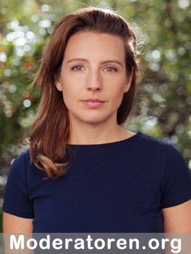 Online-Moderatorin Dorothee Marecki Moderatoren.org