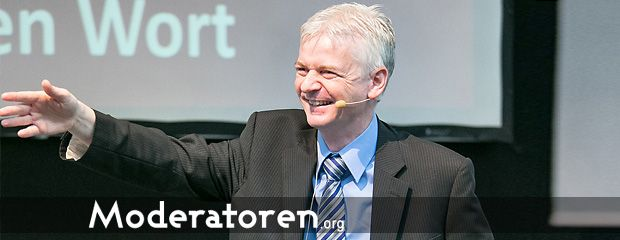Roadshow-Moderator Stefan Häseli Moderatoren.org