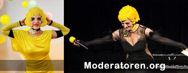 Show-Moderatorin Bartuschka Moderatoren.org
