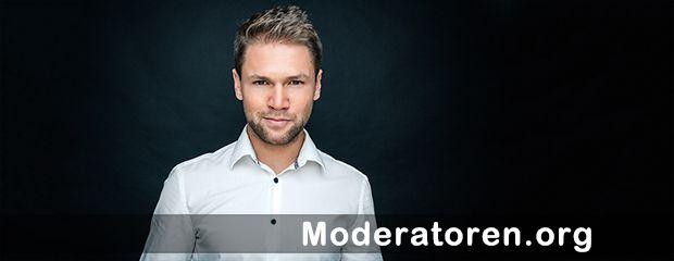 Sportmoderator Tobias Witton Moderatoren.org