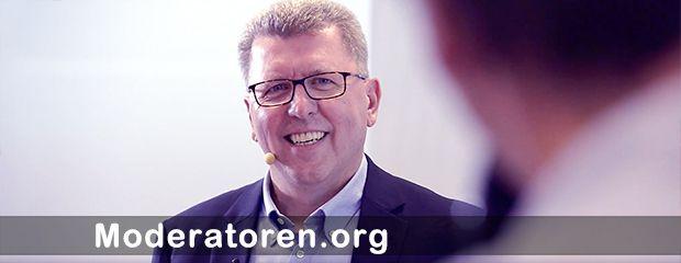 Strategie-Moderator Christoph Hauke Moderatoren.org