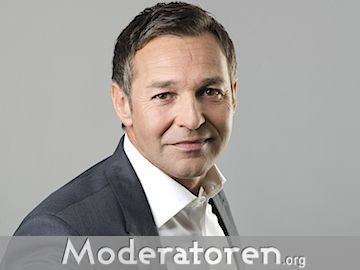 Talk Moderator Dirk Klingebiel Moderatoren.org