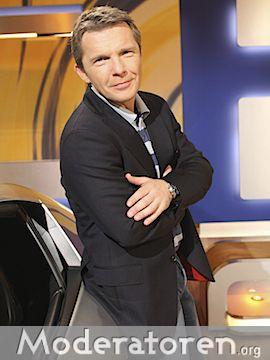 TV-Moderator Andreas Spellig Moderatoren.org
