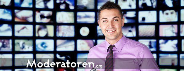 TV-Moderator Pietro Polidori Moderatoren.org