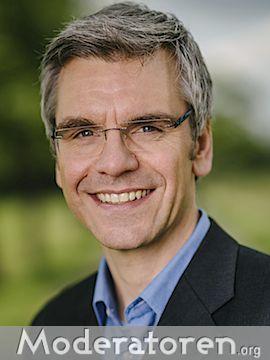 TV-Moderator Rüdiger Lang Moderatoren.org