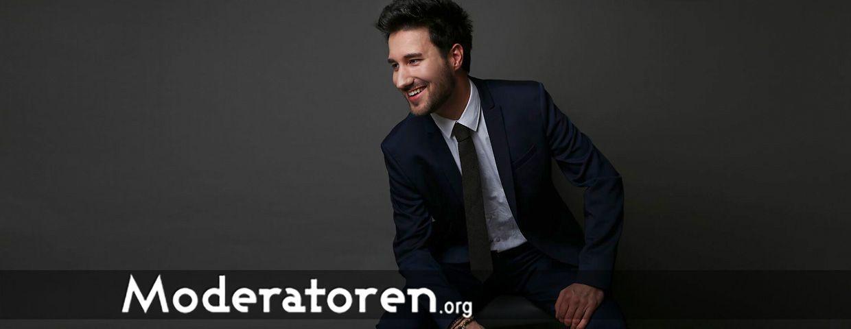 TV-Moderator Fabian Sauer Moderatoren.org