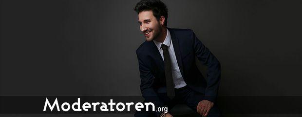 TV-Moderator Fabian Sauer, München Moderatoren.org
