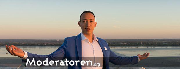 TV Moderator Johannes Sulzer Moderatoren.org