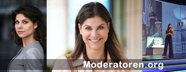TV-Moderatorin Anna-Katharina Stoll Moderatoren.org