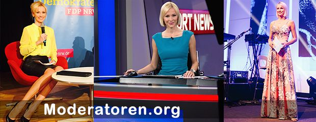 TV-Moderatorin Lisa Loch Moderatoren.org